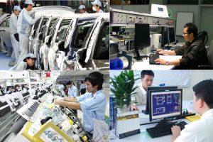 Danh sách các ngành nghề xí nghiệp Nhật Bản tiếp nhân lao động Việt Nam