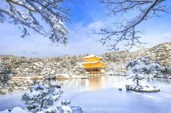 Nhật Bản mùa đông