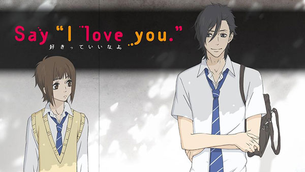 "Say ""I Love You"" 