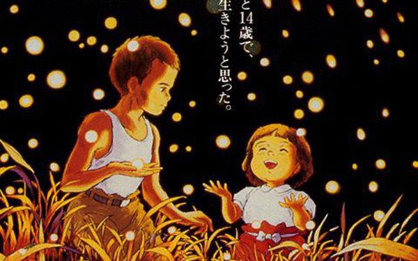 Phim hoạt hình Nhật Bản mộ đom đóm