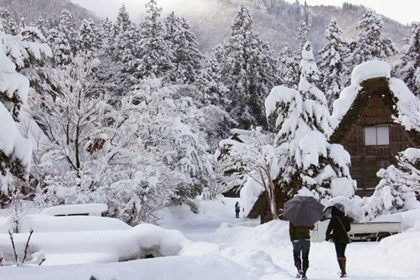 Vùng đất tuyết Yukiguni