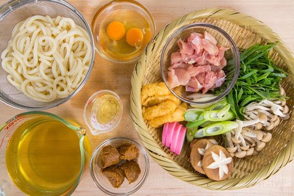 Miso Nikomi Udon - mỳ khoai tây