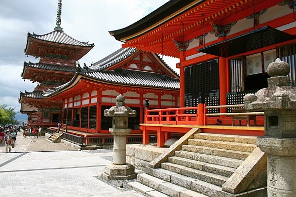 Cụm di tích cố đô Kyoto