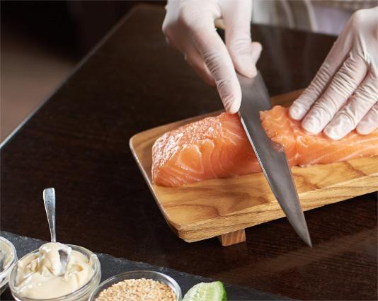 cách làm sashimi tại nhà