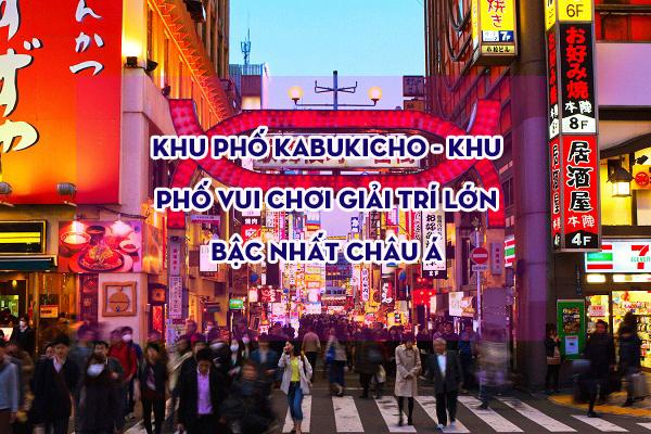 Khu phố Kabukicho