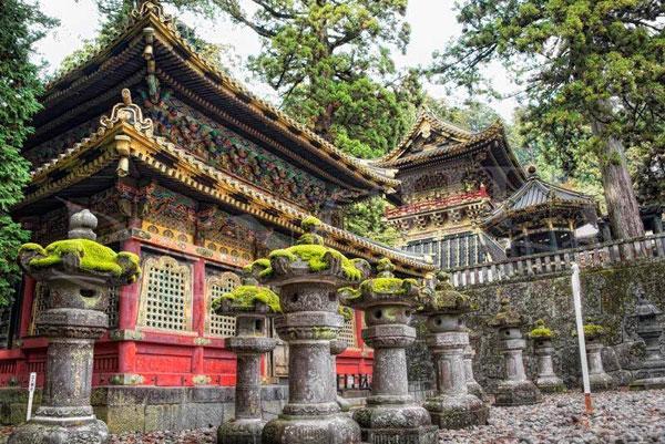 Đền Nikko Toshogu