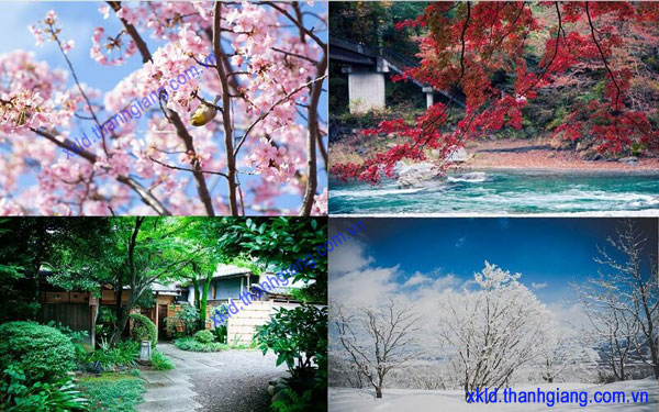 Khí hậu Nhật Bản