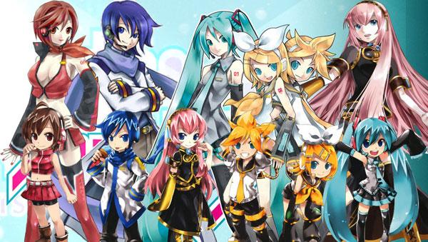 Vocaloid được yêu thích nhất hiện nay
