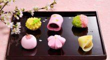 """Wagashi – Món """"mĩ thực"""" đầy tinh tế của Nhật Bản"""