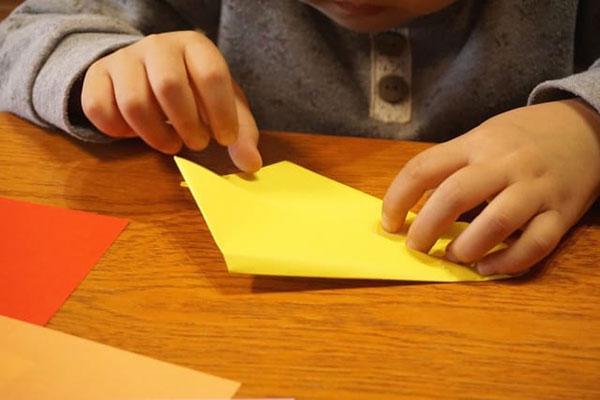 Tác dụng của Origami với tâm lý