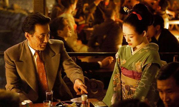 Geisha Nhật Bản thời hiện đại