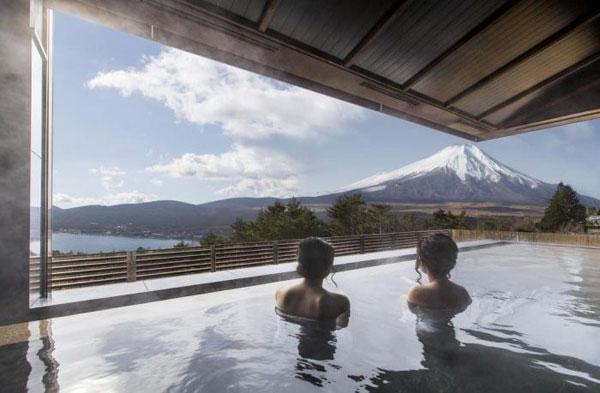 Văn hóa tắm Onsen