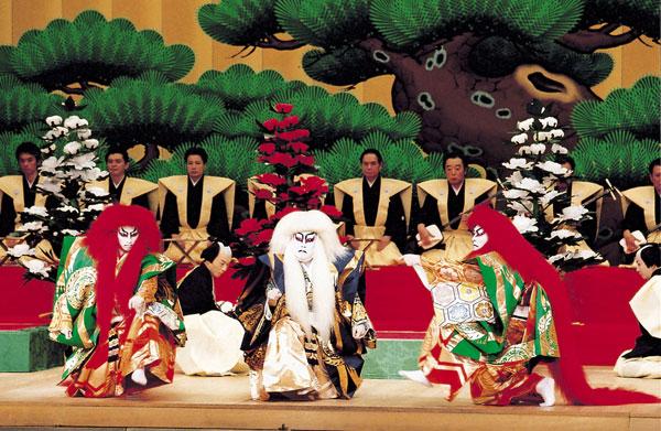 Thưởng thức Kabuki