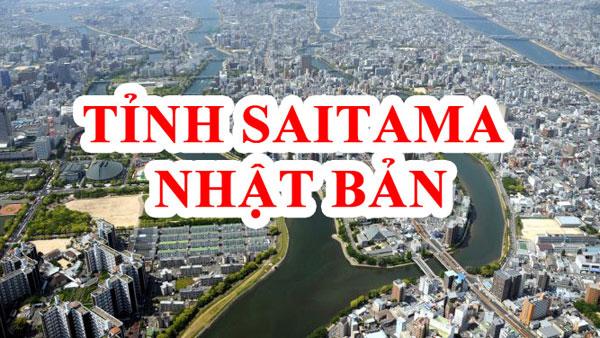Saitama Nhật Bản