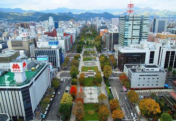 Xuất khẩu lao động tại Hokkaido Nhật Bản