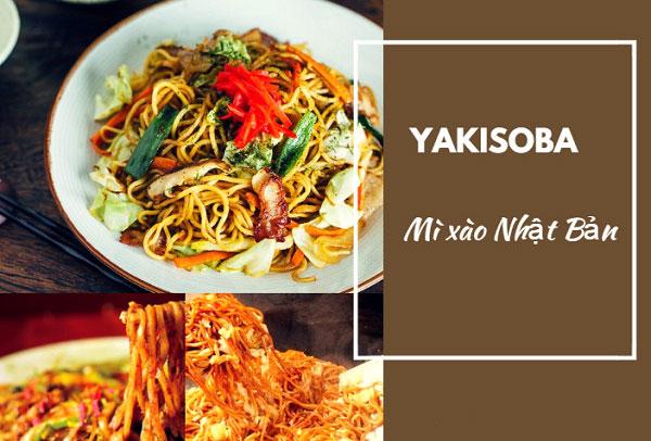 Yakisoba là gì