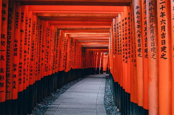 Đền Fushimi Inari Taisha