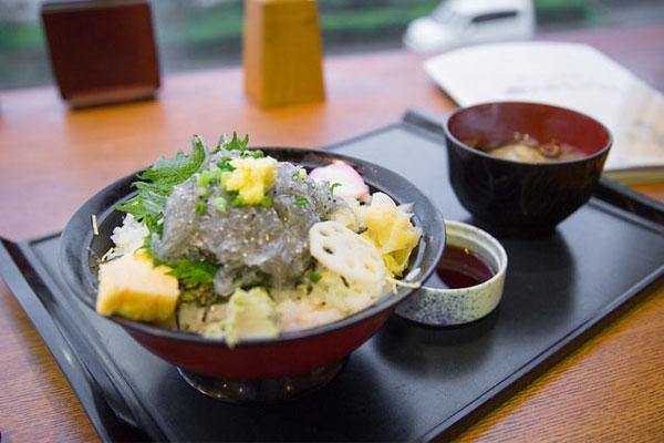 Ẩm thực đa dạng tại kanagawa