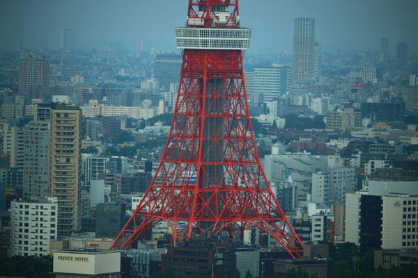 Cấu trúc độc đáo của tháp