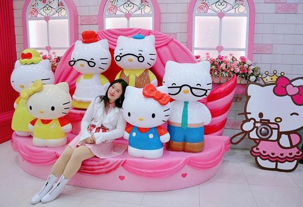"""Khám phá """"thiên đường"""" Hello Kitty"""" Nhật Bản"""
