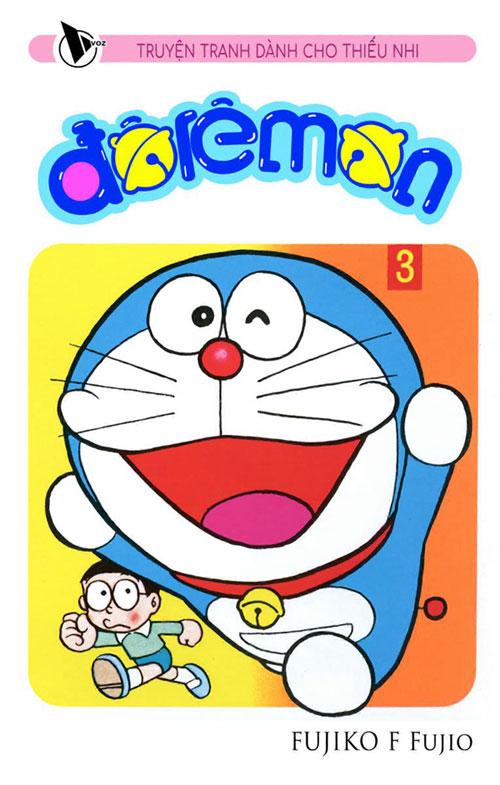 manga Doraemon