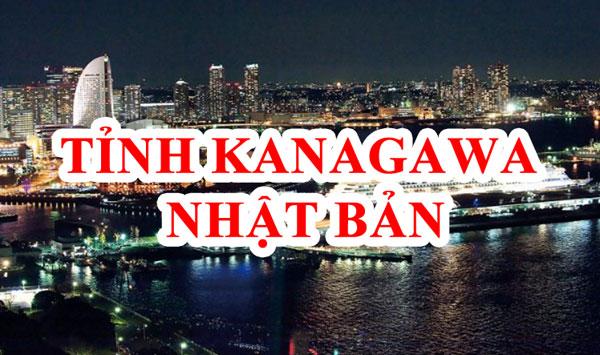 tỉnh Kanagawa Nhật Bản