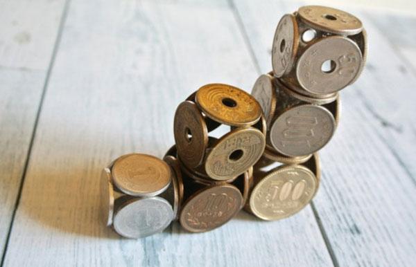 tiền xu nhật bản