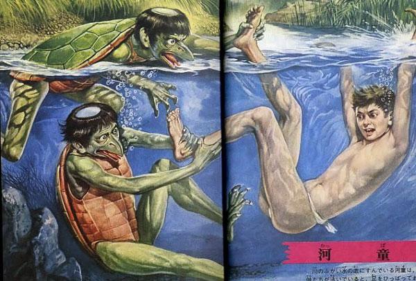 Loài thủy quái đáng sợ có thật hay không
