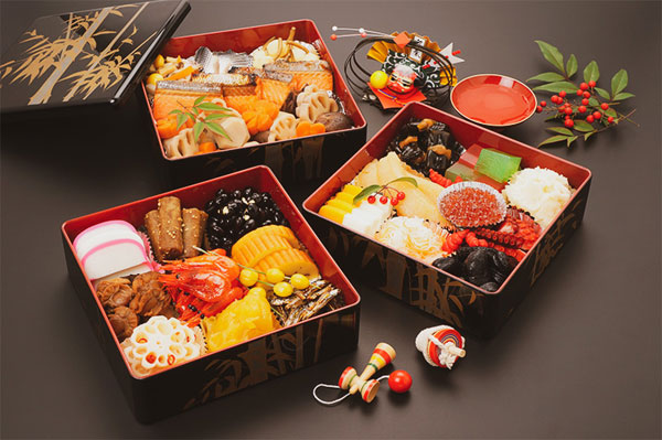 Món Osechi của Nhật Bản có từ bao giờ