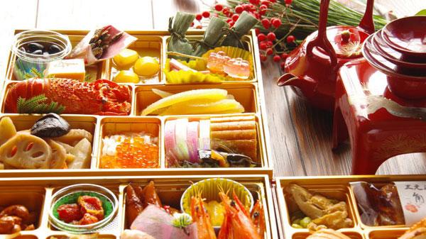 ý nghĩa đằng sau món ăn Osechi