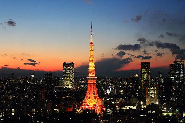 tháp Tokyo Nhật Bản
