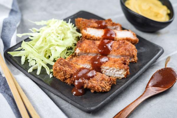 Món thịt chiên xù Tonkatsu
