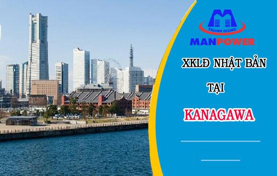 Xuất khẩu lao động tỉnh Kanagawa