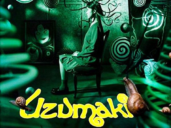 Phim kinh dị nhật bản Uzumaki