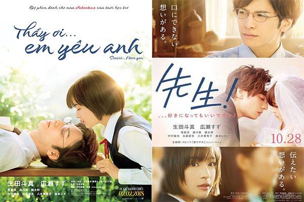 phim tình cảm Nhật Bản hay nhất