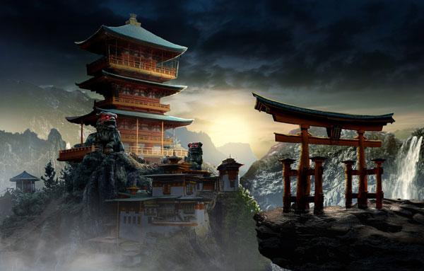 thần thoại Nhật Bản