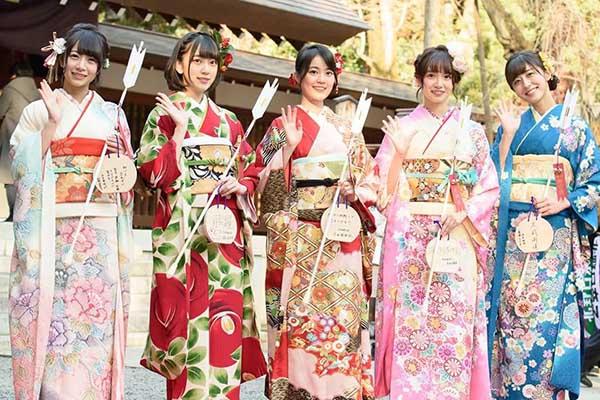 Trang phục Kimono