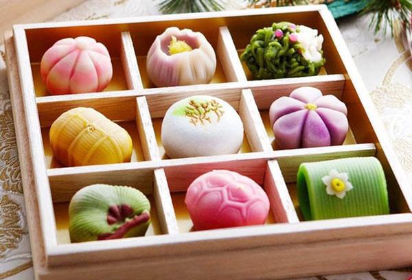 bánh mochi và ngày tết của người Nhật