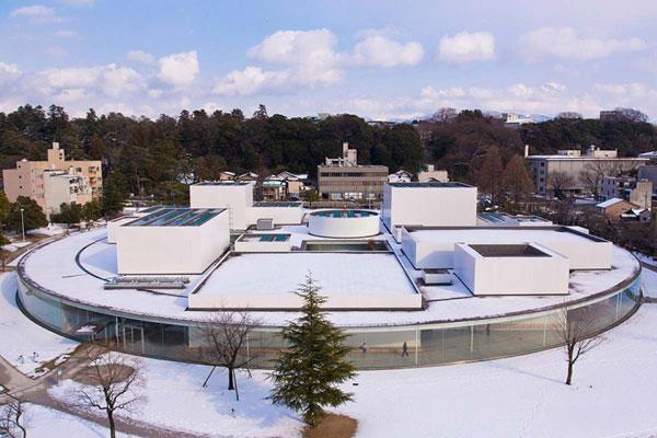 Bảo tàng Mỹ thuật thế kỷ 21 – Kanazawa