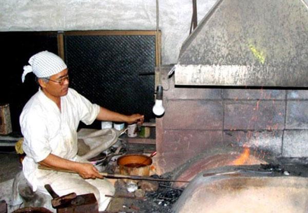 Nghề rèn kiếm truyền thống tại tỉnh gifu nhật bản