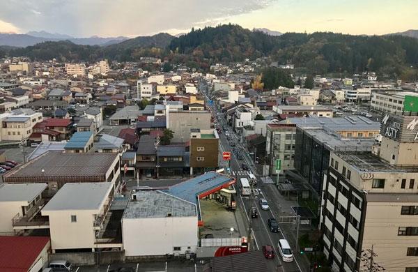 Kinh tế tỉnh Gifu đa dạng và phong phú