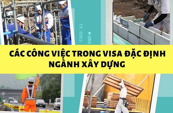 ngành Xây dựng gồm những công việc gì