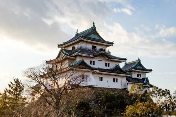 Lâu đài Wakayama