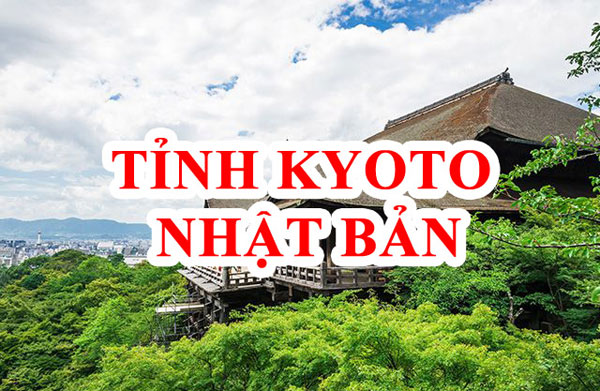 tỉnh Kyoto Nhật Bản