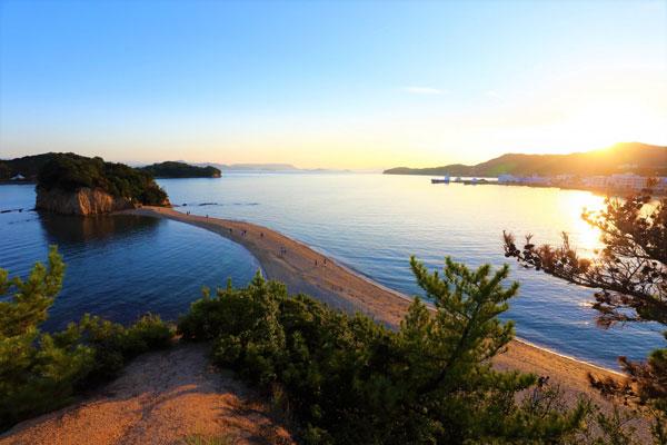 """Đảo Shodo """"Địa Trung Hải"""" của Nhật Bản"""