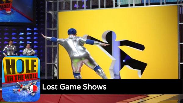 """Gameshow Xếp hình thoát nạn - """"Hole in Wall"""""""