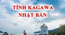 """KHÁM PHÁ Tỉnh Kagawa Nhật Bản """"Vùng đất nhỏ nhất xứ Phù Tang"""""""
