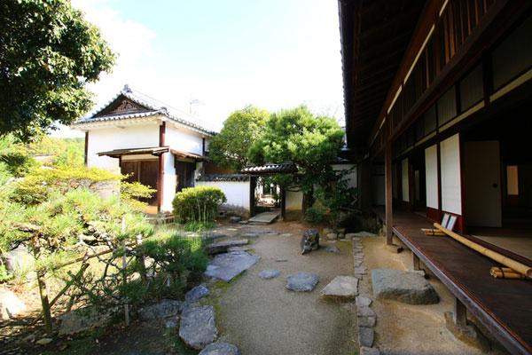 Di tích dinh thự Samurai
