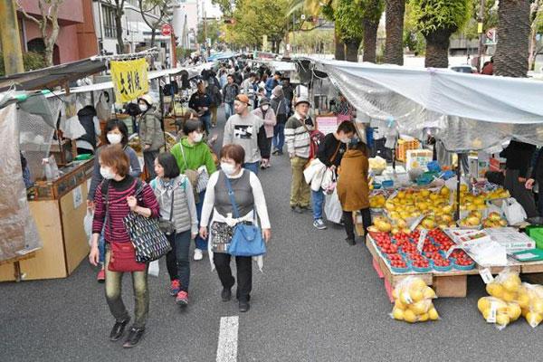 Khu chợ chủ nhật