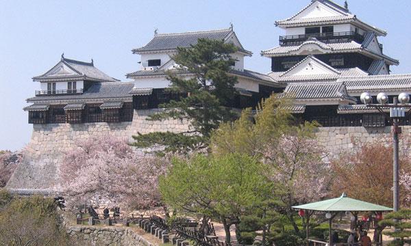Lâu đài Matsuyama